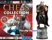 Marvel Chess Collection #08 Thor Eaglemoss Publications